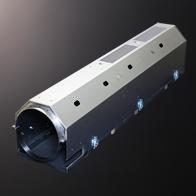 耐熱カバー SPCC  t1.6(L2130×W450×H450)